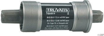 TruVativ LE Square Bottom Bracket 68/73 x 108mm Alloy Cups