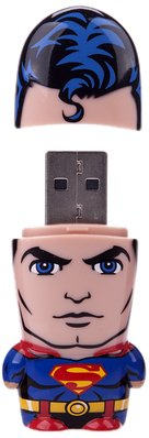Mimobot DC Comics Superman X 4GB USB Flash Drive by Mimobot