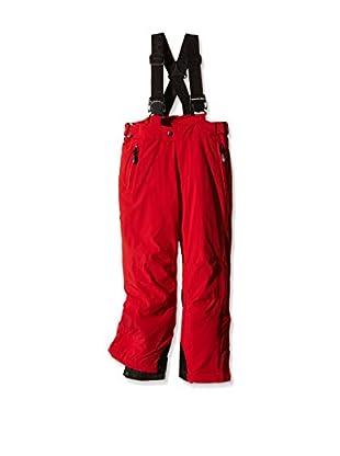 Hyra Pantalón Esquí Madesimo Junior (Rojo)