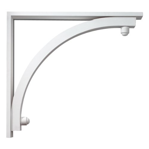 Fypon BKT28X30 3 1/2W x 28D x 30H Arch Bracket by Fypon (Arch Brackets compare prices)
