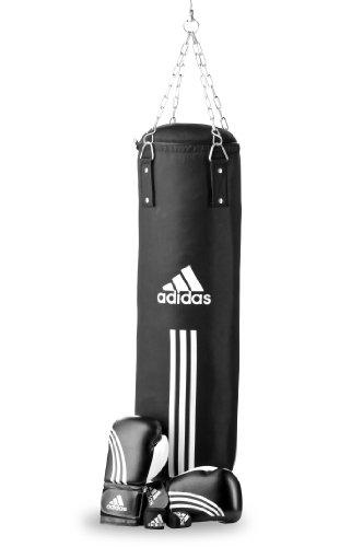 adidas Boxing Set, Schwarz, ADIBPKIT03