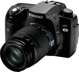 Samsung GX10 Digital SLR Camera (18-55mm Lens Kit)