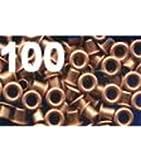 American Tag Company Eyelets Copper 40313