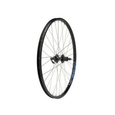 WTB Dual Duty REAR Wheel Shimano Deore 8/9s 6 Bolt Disc 29er 32H Black/Black