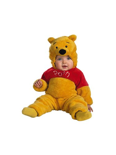 Winnie The Pooh Deluxe Costume - Toddler Small