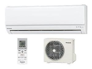 【CS-221CFR-W】パナソニック インバーター冷暖房除湿タイプ ルームエアコン [主に6畳用]