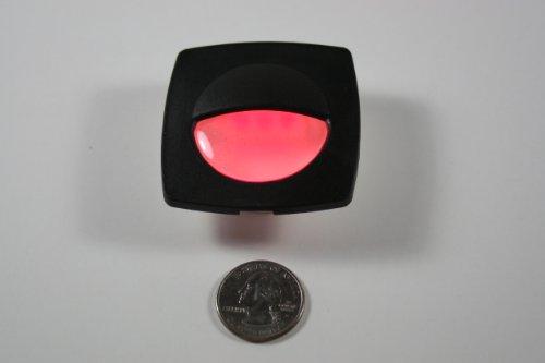 Led Courtesy Convenience Light - Flush Led Fixture Red Led