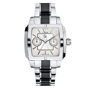 Guess 44501L1 - Reloj para hombres, correa de acero inoxidable