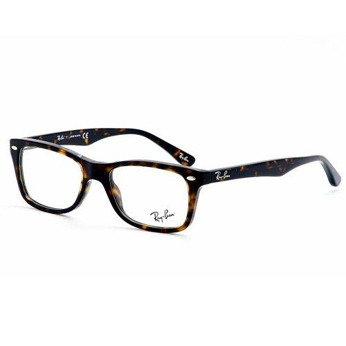 Ray ban kunststoff brille rx 5228 2012 gr 53