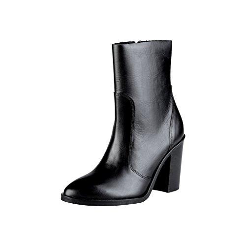 V 1969 - Melusine - Stivaletti alla caviglia - Donna (39) (Nero)