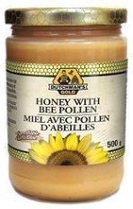 Bee Pollen in Raw Honey - 500 gram