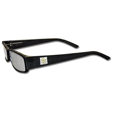 MLB San Diego Padres Team Logo +2.00 Reading Glasses