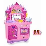 Disney Princess Deluxe Talking Kitchen [Toy]