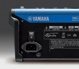 yamaha mg10xu mixing console 10 input stereo mixer ebay. Black Bedroom Furniture Sets. Home Design Ideas