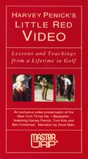 Harvey Penick's Little Red Video: Lessons and Teachings from a Lifetime in Golf [VHS]