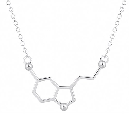 mese-london-serotonin-necklace-silver-chemistry-structure-happiness-pendant-elegant-gift-box