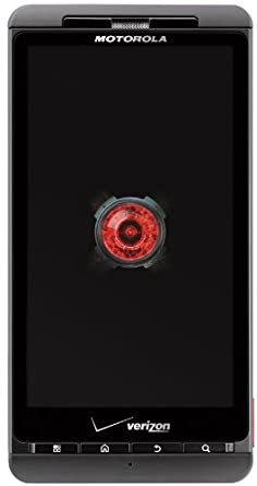 Motorola DROID X, Black 8GB (Verizon Wireless)