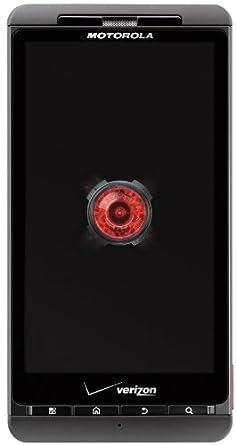 Motorola DROID X, Black 8GB (Verizon Wireless)