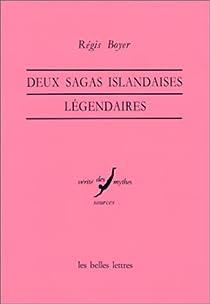 Deux sagas islandaises l�gendaires par Boyer