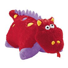 Pillow Pets 11 inch Pee Wees - Fiery Dragon