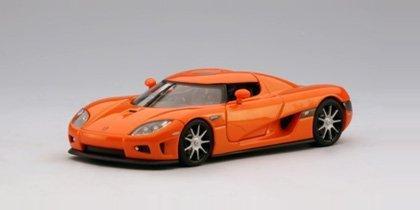 autoart-132-scale-slot-car-koenigsegg-ccx-orange-13201-by-autoart