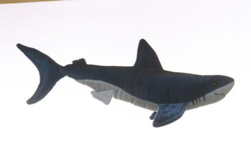 Mako Shark Toys : Quot mako shark plush stuffed animal toy shop