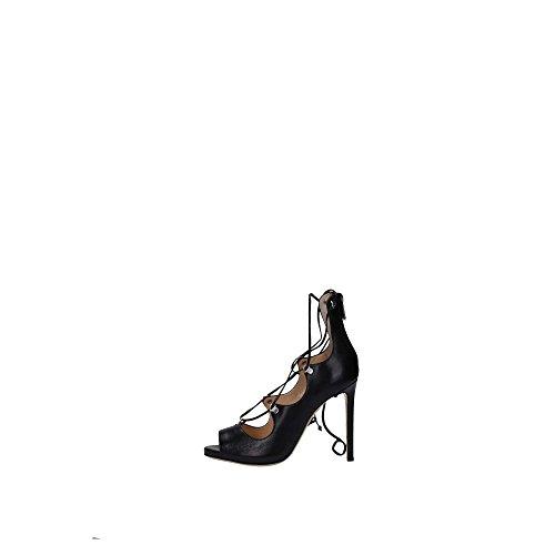 Pinko, Sandali donna Nero nero 38