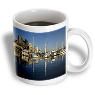 Danita Delimont - Seattle - Usa, Washington, Seattle, Pier 66 Bell Harbor - Us48 Ccr0311 - Charles Crust - 11Oz Mug (Mug_147810_1)