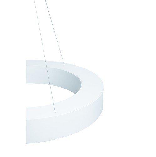 SLV Pendelleuchte Medo Ring 60 LED weiß 133841
