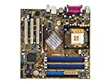 Asus Computer MATX MBD 865G S478