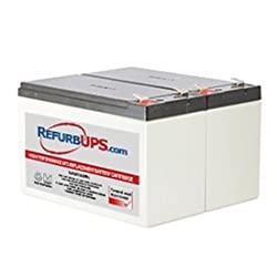 APC Smart-UPS 750 LCD (SMT750) - Brand New Compatible Replacement Battery Kit