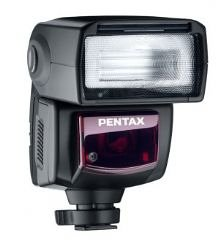 Pentax AF 360FGZ TTL Flashgun With Case