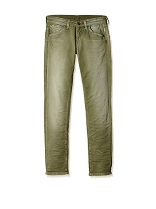 Pepe Jeans London Pantalón Cashed (Caqui)