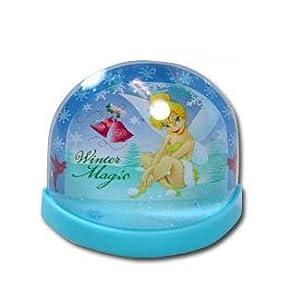 Disney Tinkerbell Holiday Snow Globe by Disney