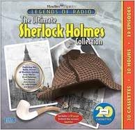 Legends of Radio: The Ultimate Sherlock Holmes Collection (20-Hour Collections)