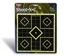 "BC SHOOT-N-C SIGHT IN 8"" 12PK"
