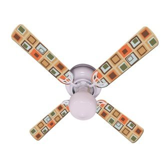 Ceiling Fan Designers 42FAN-IMA-MSOB Millennium Ceiling Fan 42 In.