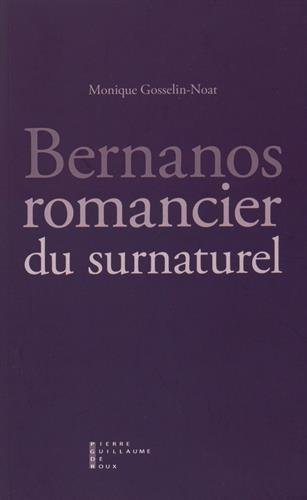 Bernanos, romancier du surnaturel