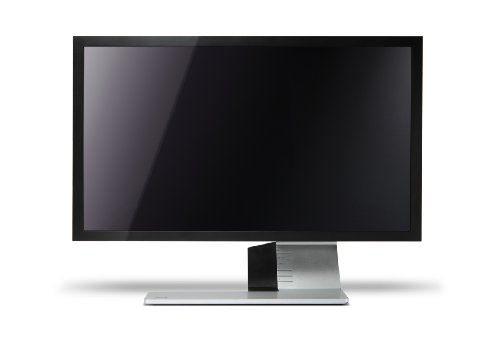 Acer S243HL bmii 24-Inch Widescreen Slim WLED Display - Black