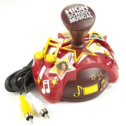 High School Musical Plug and Play TV Game