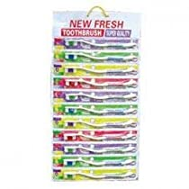 10 Pack Toothbrush Case Pack 72