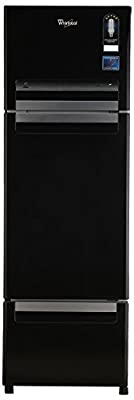 Whirlpool Fp 283D Royal Multi-door Refrigerator (260 Ltrs, Mirror Black)