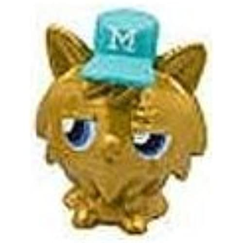 Moshi Monsters Moshlings 1.5 Inch Gold Limited Edition Mini Figure Gingersnap 장난감 [병행수입품]