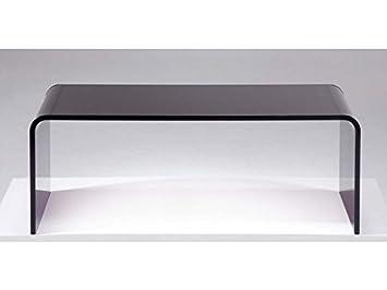 3 table basse leslie acrylique gris cuisine maison maison m300. Black Bedroom Furniture Sets. Home Design Ideas