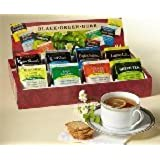 Bigelow Tea - Tea Tray Pack, 8 Assorted Teas, 64/BX - Sold as 1 box, 8 bags each of Constant Comment, Earl Grey, English Teatime, Lemon Lift, Mint Medley, Orange and Spice, Cozy Chamomile, Green Tea
