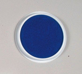 Jumbo Circular Washable Pads Blue Single -- Case of 7