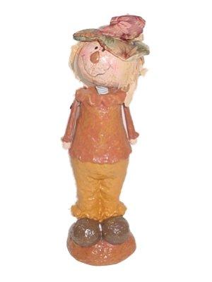 Halloween Scarecrow Bobblehead Figurine