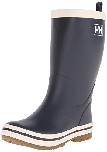 Helly Hansen Midsund 2, Scarpe Barca Uomo, Blu (Navy/Off White/Gum), 41