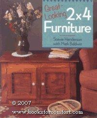 Great-Looking 2 X 4 Furniture
