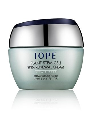 SPECIAL EVENT for Mother's Day!!!!!! (Free Gift Wrap Service!!!) FREE INTERNATIONAL SHIPPING + IOPE Plant Stem Cell Skin Renewal Cream (All Skin / Anti-aging / Wrinkle-care / 70ml)